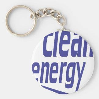 Chaveiro Energia limpa