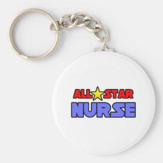 Chaveiro Enfermeira de All Star