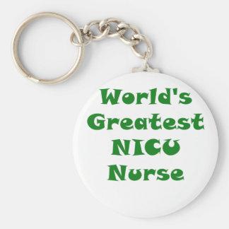 Chaveiro Enfermeira de Nicu dos mundos a grande
