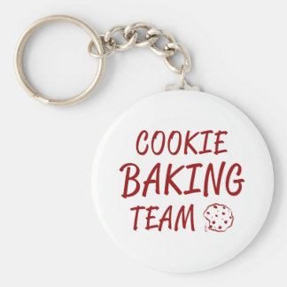 Chaveiro Equipe 2 do cozimento do biscoito