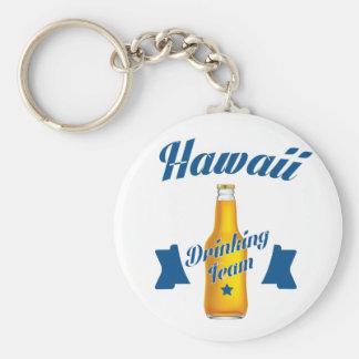 Chaveiro Equipe do bebendo de Havaí