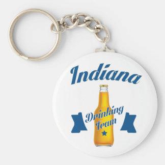 Chaveiro Equipe do bebendo de Indiana