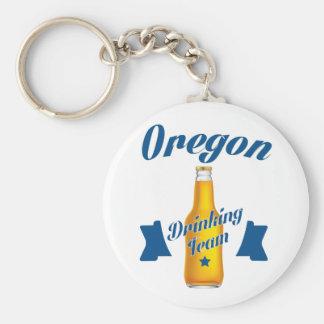 Chaveiro Equipe do bebendo de Oregon