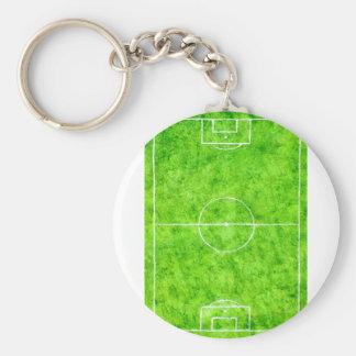 Chaveiro Esboço do campo de futebol