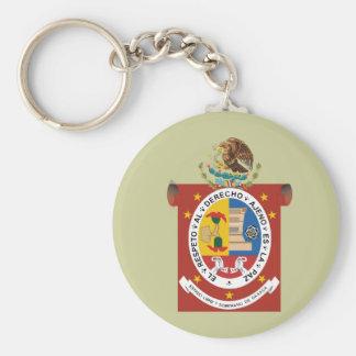 Chaveiro Escudo de Oaxaca, México