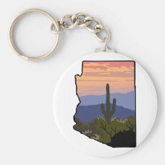 Chaveiro Estado da arizona