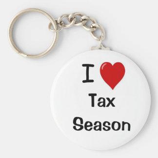 Chaveiro Eu amo a estação do imposto - estação do imposto d