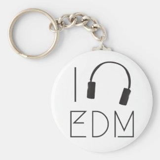 Chaveiro Eu amo EDM