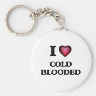 Chaveiro Eu amo Frio-Blooded