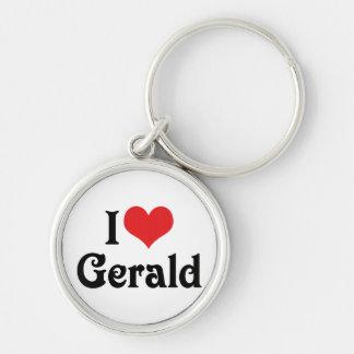 Chaveiro Eu amo Gerald