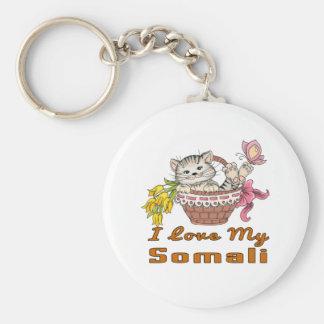 Chaveiro Eu amo meu somaliano