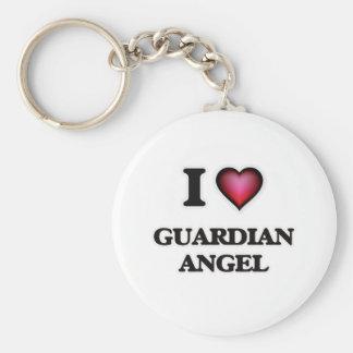 Chaveiro Eu amo o anjo-da-guarda