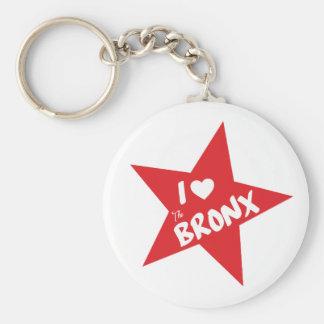 Chaveiro Eu amo o Bronx