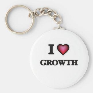 Chaveiro Eu amo o crescimento