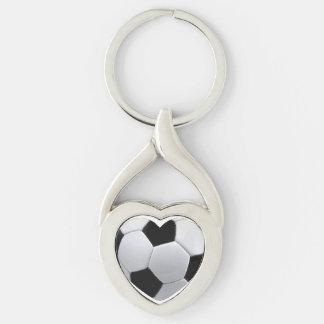 Chaveiro Eu amo o futebol