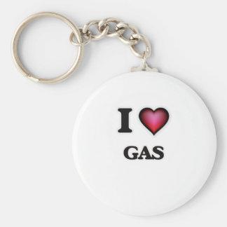 Chaveiro Eu amo o gás
