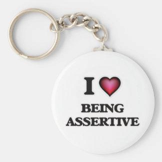 Chaveiro Eu amo ser assertivo