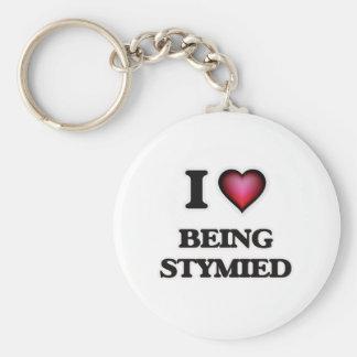 Chaveiro Eu amo Stymied
