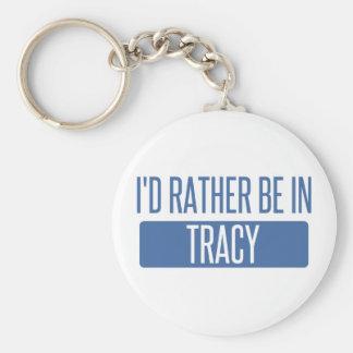 Chaveiro Eu preferencialmente estaria em Tracy