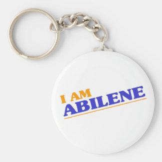 Chaveiro Eu sou Abilene