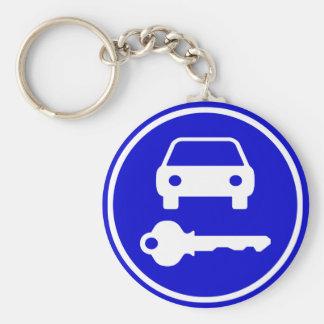 Chaveiro Fácil encontrar chaves de reposição do carro com