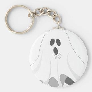 Chaveiro Fantasma do Dia das Bruxas - VAIA!