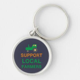 Chaveiro Fazendeiros do Local do apoio