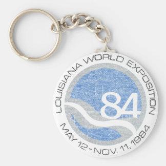 Chaveiro Feira de 84 mundos