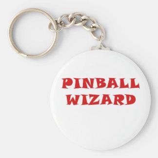 Chaveiro Feiticeiro do Pinball