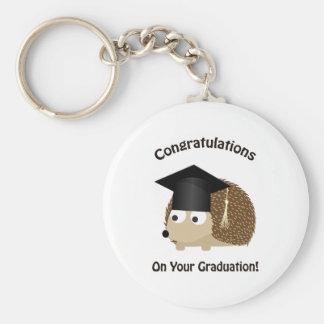 Chaveiro Felicitações em seu ouriço da graduação