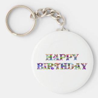 Chaveiro Feliz aniversario