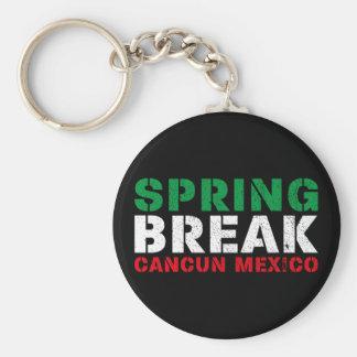 Chaveiro Férias da primavera Cancun México
