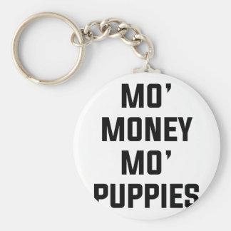 Chaveiro Filhotes de cachorro do Mo do dinheiro do Mo