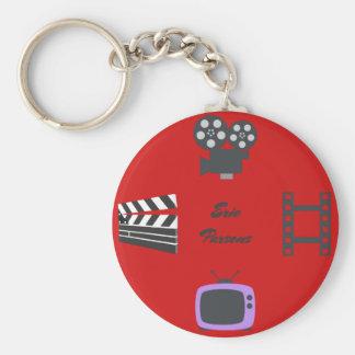 Chaveiro Filme e cinema Emojis