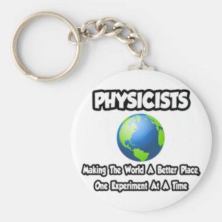 Chaveiro Físicos… que fazem ao mundo um lugar melhor