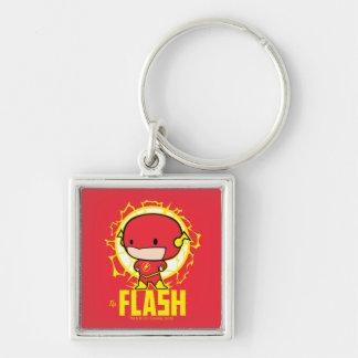 Chaveiro Flash de Chibi com eletricidade