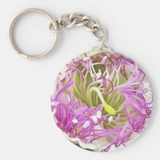 Chaveiro Flor da flor da alcaparra