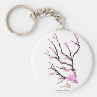 Chaveiro Flor de cerejeira 21 de Sakura, Tony Fernandes