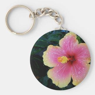 Chaveiro Flor do Hawaiian do hibiscus