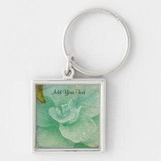 Chaveiro Flor Textured por Shirley Taylor