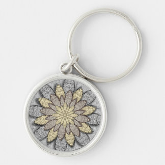 Chaveiro Flores de pedra