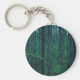 Chaveiro Floresta verde