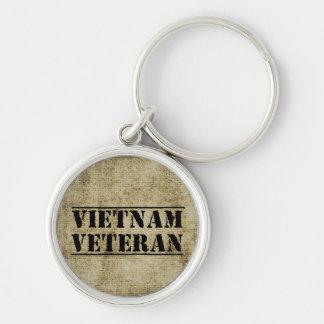 Chaveiro Forças armadas do veterano de Vietnam