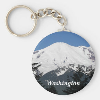 Chaveiro Foto de Washington o Monte Rainier