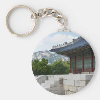Chaveiro fotografia de seoul Coreia