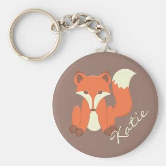 "Chaveiro ""Fox pequeno doce """