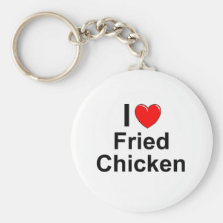 Chaveiro Frango frito