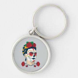 Chaveiro Frida Kahlo | EL Día de los Muertos