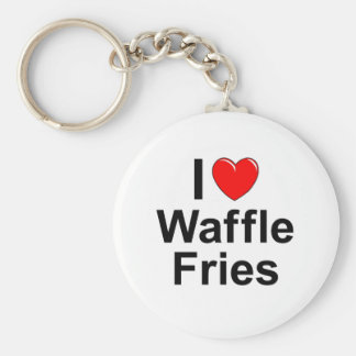 Chaveiro Fritadas do Waffle