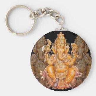 Chaveiro Ganesha - Destruidor de Obstáculos